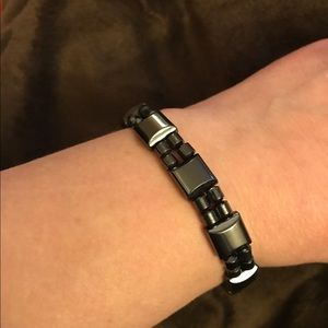 Jewelry - Hematite magnetic bracelet